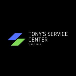 Copy of Tonys service center logo